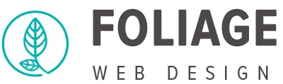 Foliage Web Design – Maine Web Design Services Mobile Retina Logo